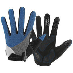 Giant Streak Gel Long Finger Gloves