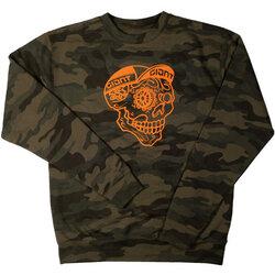 Giant Muerto Camo Sweatshirt