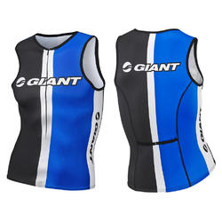Giant Race Day Sleeveless Tri Top