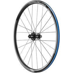 Giant SLR 1 30mm Carbon Climbing C/L Disc Road Wheels 700c Rear