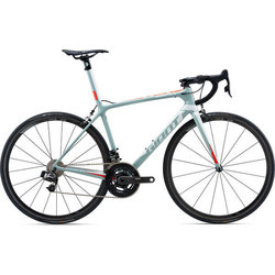 Giant TCR Advanced SL 0 - RED (12/10)