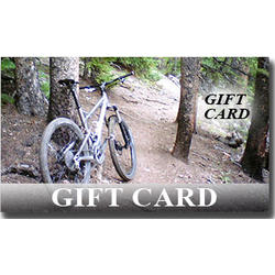 The Bike Line Gift Card