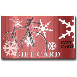 Pedal Power Gift Card
