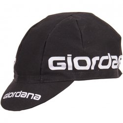 Giordana 3-Panel Cotton Cap