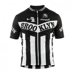 Giordana Team Brooklyn Vero Short Sleeve Jersey