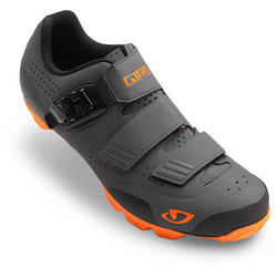 Giro Privateer R - Shadow / Orange