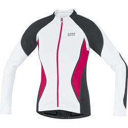 Gore Wear Oxygen Lady Full-Zip Jersey Long
