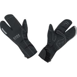 Gore Wear Road Windstopper Soft Shell Thermo Split Gloves