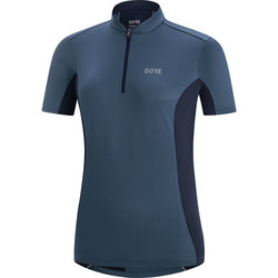 Gore Wear C3 Women Zip Jersey