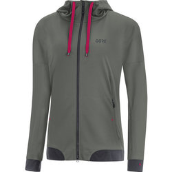Gore Wear C5 Women GORE WINDSTOPPER Trail Hooded Jacket