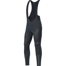 Gore Wear C7 Partial GORE WINDSTOPPER Pro Bib Tights+