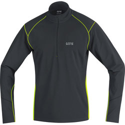 Gore Wear R3 Thermo Long Sleeve Zip Shirt