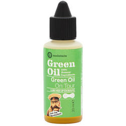 Green Oil Wet Chain Lube - On Tour