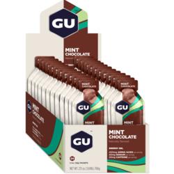 GU Energy Gel - Mint Chocolate (32g) - Box of 24