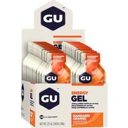 GU Energy Gel - Mandarin Orange (32g) - Box of 24
