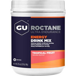 GU Roctane Energy Drink - Tropical Fruit (780g) - 12 Servings