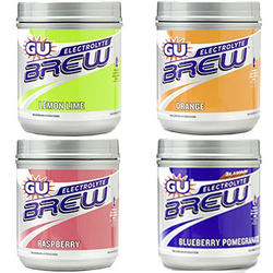 GU Electrolyte Brew Canister