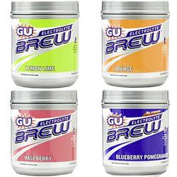 GU Electrolyte Brew Canister