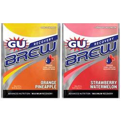 GU Recovery Brew 12-Pack