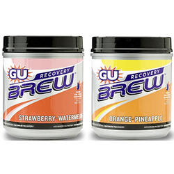 GU Recovery Brew Canister