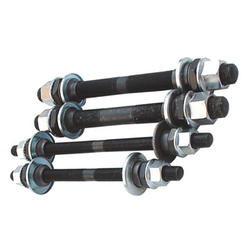 Gusset Black Dog Replacement Axles