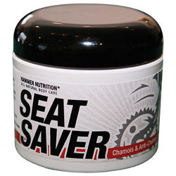 Hammer Nutrition Seat Saver Chamois Cream (4-ounce)