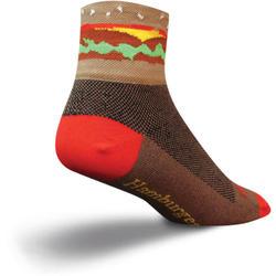 SockGuy Hamburger Socks