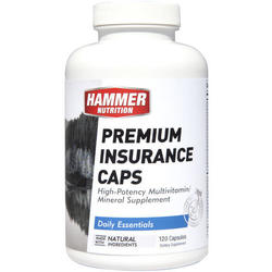Hammer Nutrition Premium Insurance Caps