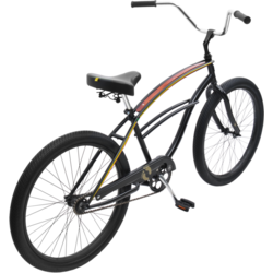 Hang Ten Men's Single Speed Cruiser