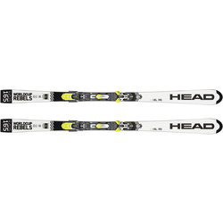Head World Cup Rebels i.SL RD + Freeflex Evo 16