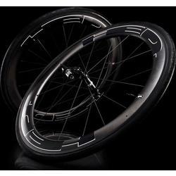 HED Jet 6 Black Wheels