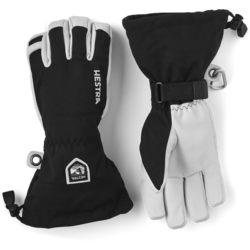 Hestra Gloves Army Leather Heli Ski 5 Finger
