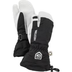Hestra Gloves Army Leather Heli Ski Jr. 3 Finger