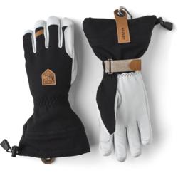 Hestra Gloves Army Leather Patrol Gauntlet 5 Finger
