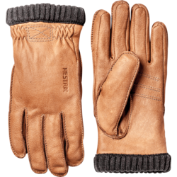 Hestra Gloves Deerskin Primaloft Rib