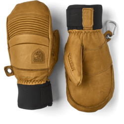 Hestra Gloves Leather Fall Line Mitt