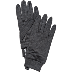 Hestra Gloves Merino Wool Liner Active 5 Finger