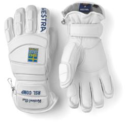 Hestra Gloves RSL Comp Vertical Cut d3O Impact 5 Finger