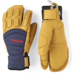 Hestra Gloves Vertical Cut CZone 3 Finger