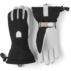 Hestra Gloves Women's Patrol Gauntlet 5 Finger