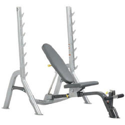 Hoist Fold-Up Olympic Combo Bench