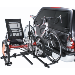 Hollywood Racks Sport Rider SE Recumbent Bike Rack w/Trike Adapter 2