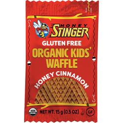 Honey Stinger Kids' Gluten Free Organic Waffle