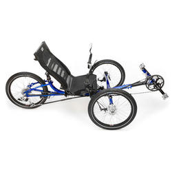 Ice Trikes Adventure 20 Heavy Duty Suspension
