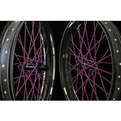 Industry Nine BigRig Carbon Fatbike Wheelset