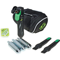 Genuine Innovations Deluxe Tire Repair/Inflation Seat Bag