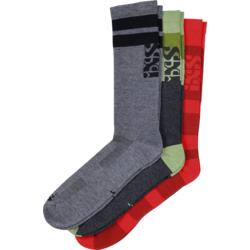 iXS Triplet Socks (3-pack) multicolor (2021)