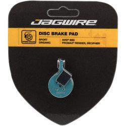Jagwire Mountain Sport Organic Disc Brake Pads (Avid)