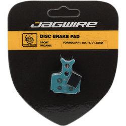 Jagwire Mountain Sport Organic Disc Brake Pads (Formula)