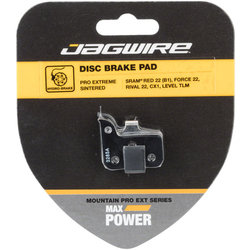 Jagwire Pro Extreme Sintered Disc Brake Pads (SRAM)